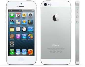 APPLE iPhone 5 - 16 Go - Silver