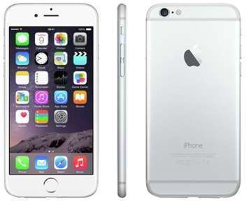 APPLE iPhone 6 128 Go Silver