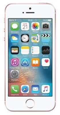 Apple iPhone SE 128Go Rose
