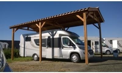Abri de camping car BOURGOGNE