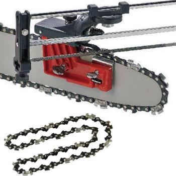 Affûteuse manuelle pour chaine