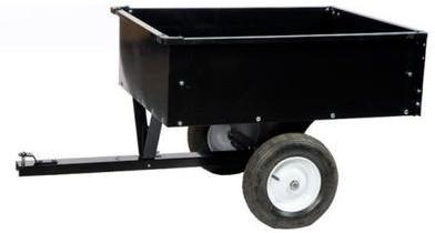 Remorque pour tracteur tondeuse