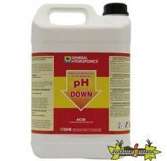 GHE PH Down 5L acide pour