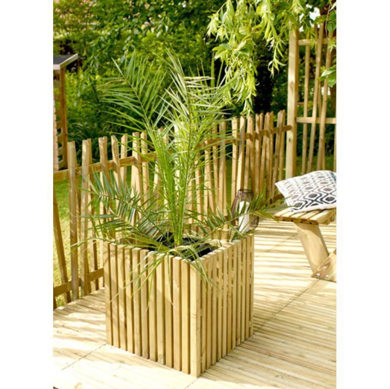 Catgorie jardinire page 3 du guide et comparateur d 39 achat - Bac plantes bois ...