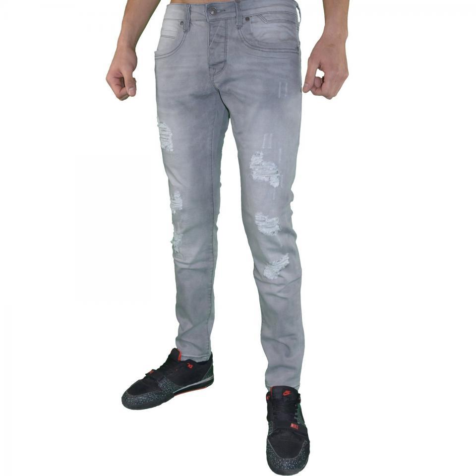 Catgorie jeans hommes page 5 du guide et comparateur d 39 achat - Jean gris clair homme ...