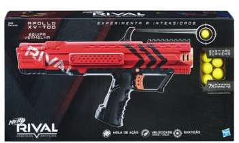 HASBRO RVAL APOLLO ROUGE -