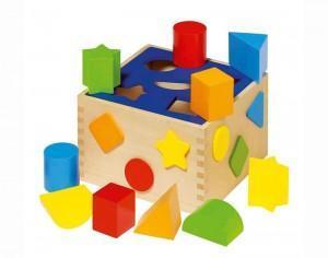GOKI Boîte à Formes - Dès