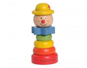 EVEREARTH Clown Chapeau Jaune