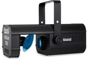 IntiScan300 scanner LED DMX