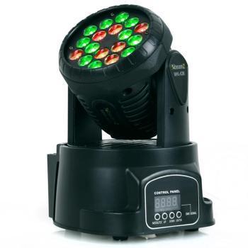 Movinghead LED-108 RGB 12