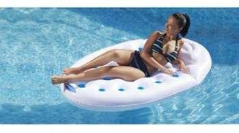 Matelas gonflable modèle surf
