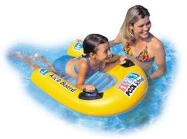 Planche de natation gonflable