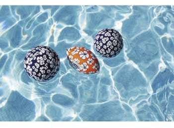 Ballon de piscine x3 en néoprène