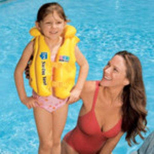 Gilet natation Pool School