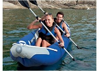 Kayak gonflable Bestway HYDRO