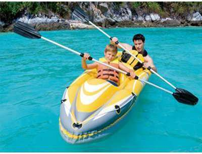 Kayak gonflable Bestway WAVE