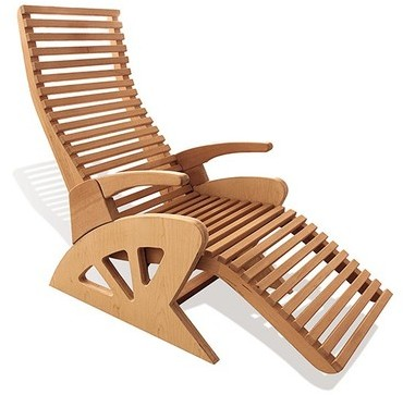 Fauteuil de relaxation cuir blanc - Fauteuil de relaxation jardin ...