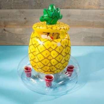 Mini-Bar Flottant Ananas