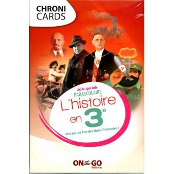 Chronicards - L Histoire en