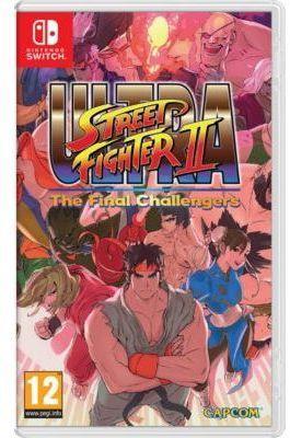 Jeu Switch Capcom Ultra Street