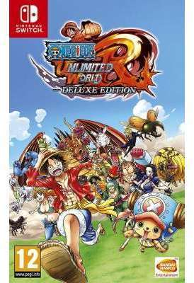 Jeu Switch Namco One Piece