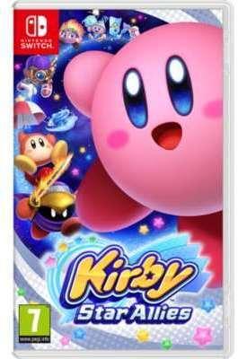 Jeu Switch Nintendo Kirby