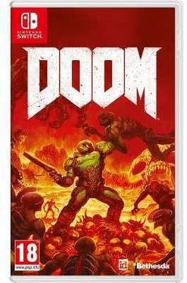 Jeu Switch Bethesda Doom