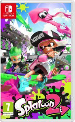 Jeu Switch Nintendo Splatoon