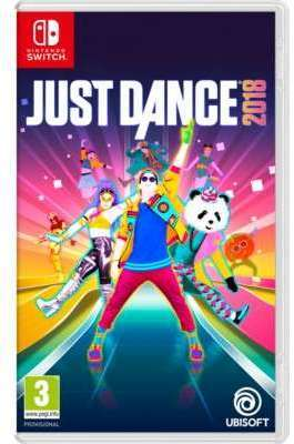 Jeu Switch Ubisoft Just Dance