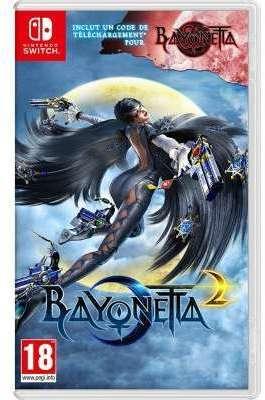 Jeu Switch Nintendo Bayonetta