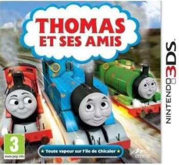 Thomas et ses Amis Toute Vapeur