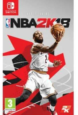 Jeu Switch Take 2 NBA 2K18