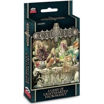 Cadaver Card Game