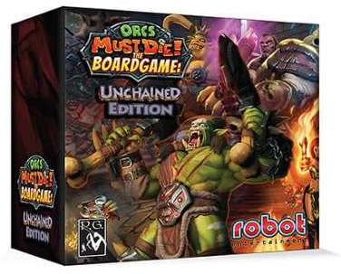 Orcs Must Die Unchained Edition