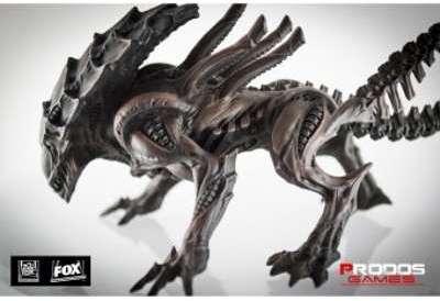 Aliens versus Predator Alien