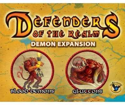 Defenders of the Realm Minion