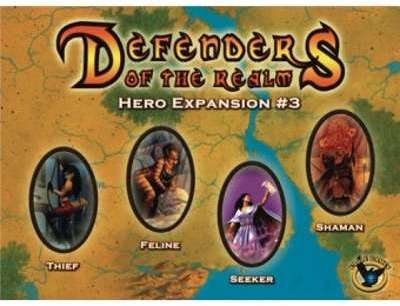 Defenders of the realm - Hero