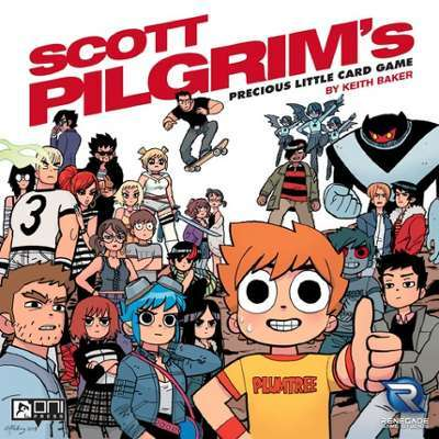 Scott Pilgrim s Precious Little