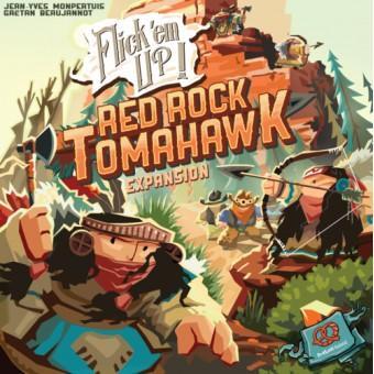 Flick em Up Red Rock Tomahawk
