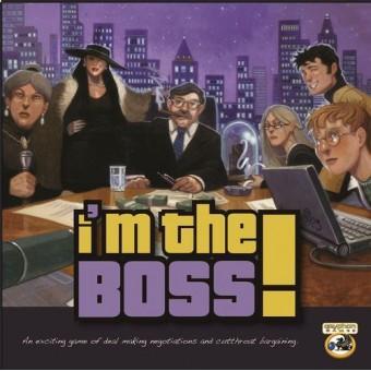 I m The Boss