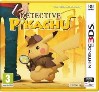 Jeu 3DS Nintendo Détective