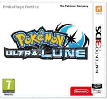 Jeu 3DS Nintendo Pokémon Ultra