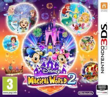 Jeu 3DS Nintendo Disney Magical