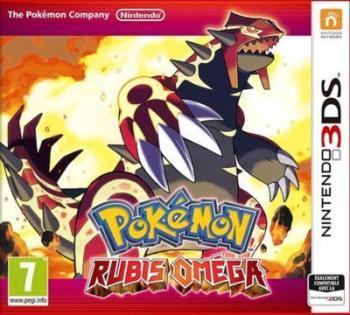 Jeu 3DS Nintendo Pokémon Rubis