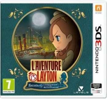 Jeu 3DS Nintendo L Aventure