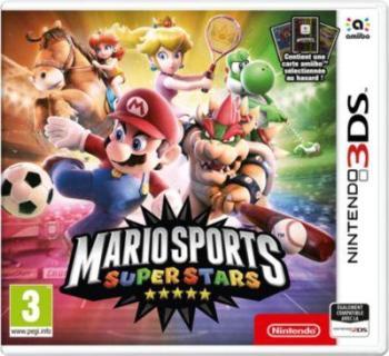 Jeu 3DS Nintendo Mario Sports