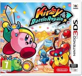 Jeu 3DS Nintendo Kirby Battle