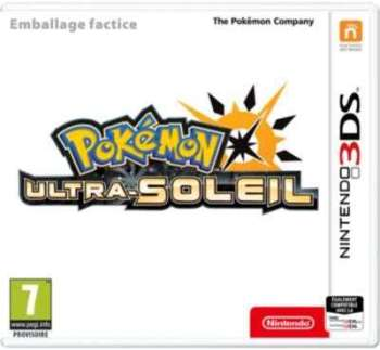 Jeu 3DS Nintendo Pokémon Ultra