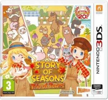 Jeu 3DS Nintendo Story of