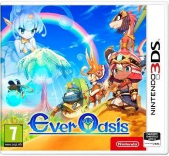 Jeu 3DS Nintendo Ever Oasis